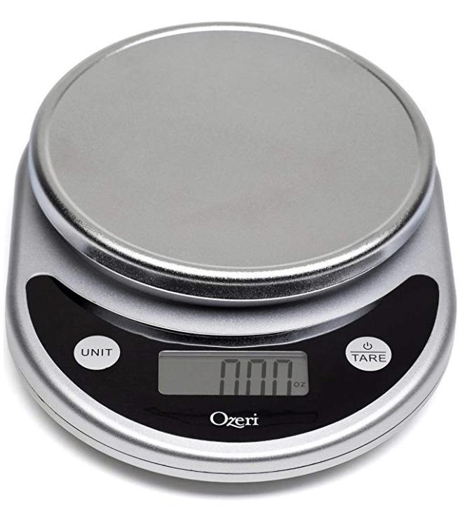 ozeri ZK14-S scale