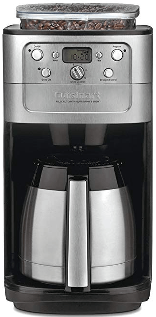cuisinart dgb-900bc